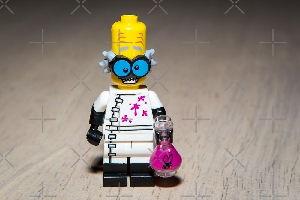 Mad Scientist by garykaz