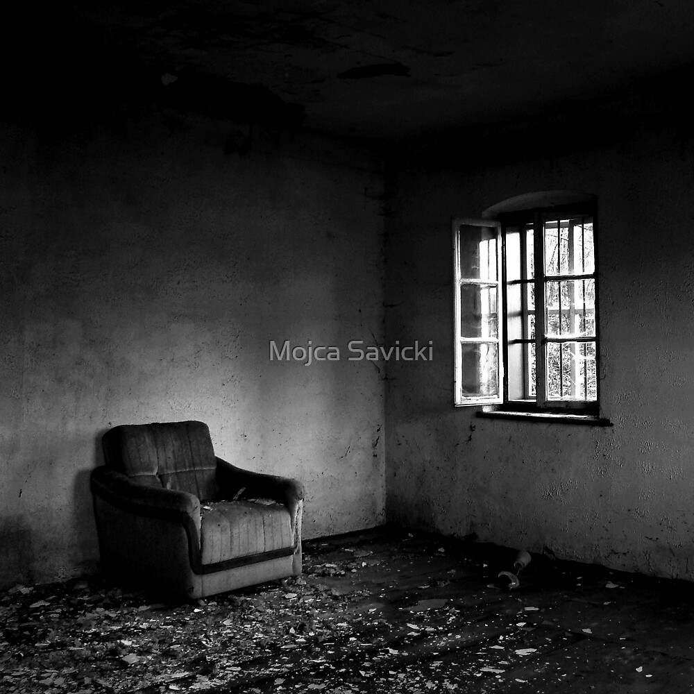 "Empty Room: ""Empty Room"" By Mojca Savicki"