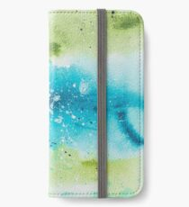 Dream with me in the Sea no 3 iPhone Wallet/Case/Skin