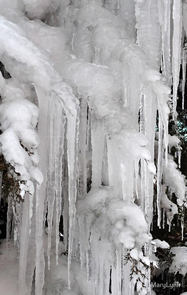 Ice Daggers by MaryLynn