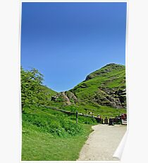 The Base of Thorpe Cloud Poster
