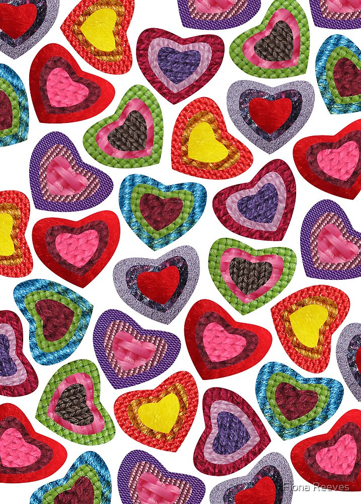 Hearts by Fiona Reeves