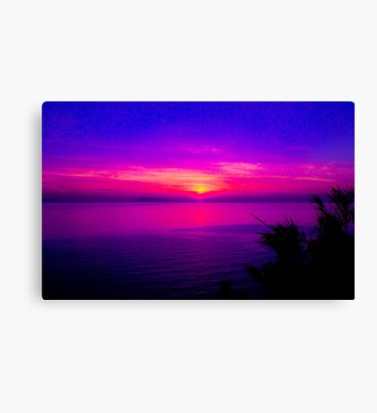 Our Today and Tomorrow Canvas Print