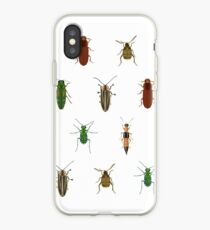 Four Beetles iPhone Case