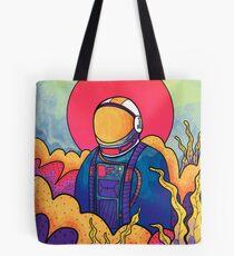 The planet explorer Tote Bag