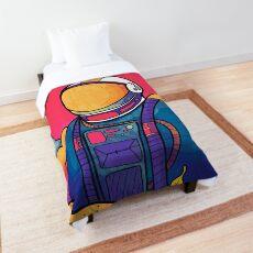 The planet explorer Comforter