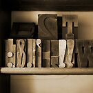 Printing Blocks by Rob Smith