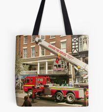 Rescue in Chester Tote Bag