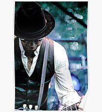 Alejandro Escovedo The Music Man Poster