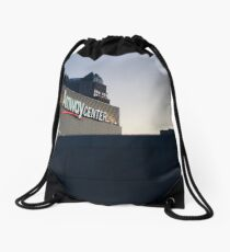 amway center sunrise Drawstring Bag