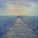 Summer Holidays - Pt Rickaby SA by Cheryl White