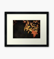 I Feel It In My Soul Framed Print