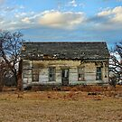 Deserted House in Hill County by Susan Russell
