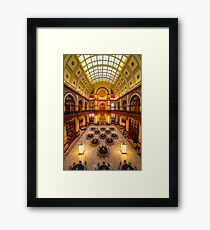 The Union Station Hotel Framed Print
