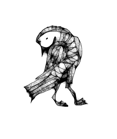 Scribbler Last One: A Bird by Corri Gryting Gutzman