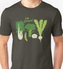 Go Green! (Leafy Green!) T-Shirt