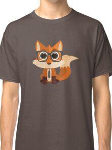 Fox Nerd Classic T-Shirt
