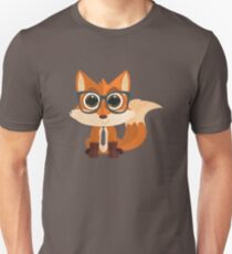 Fuchs-Nerd Unisex T-Shirt
