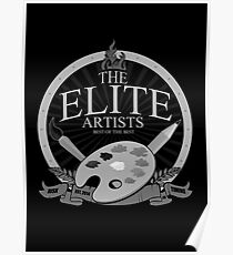 The Elite Artists Poster