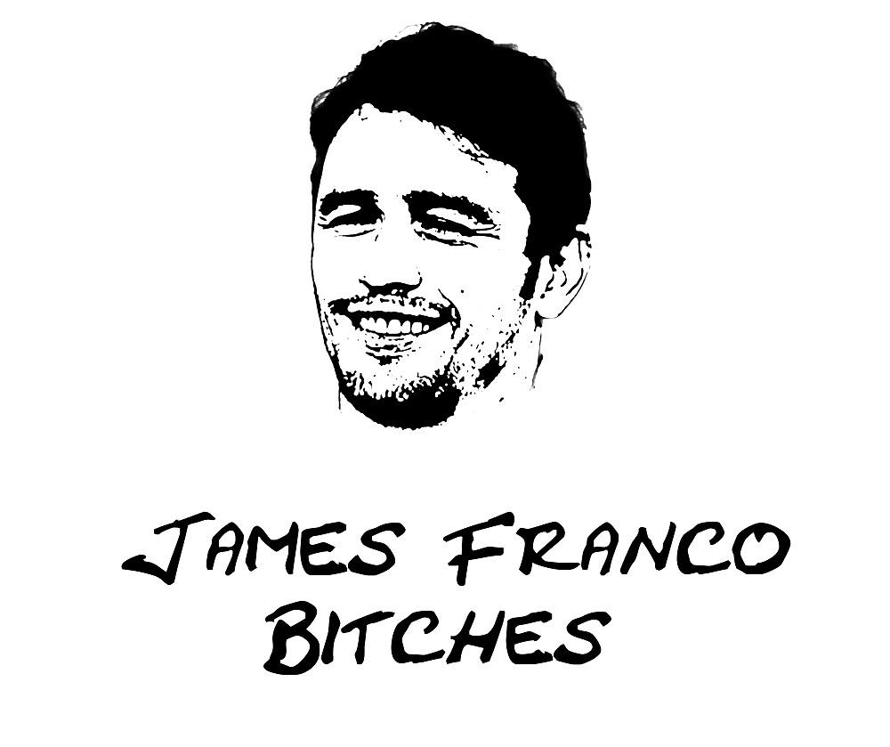 James Franco B*tches by Finn den Boeft