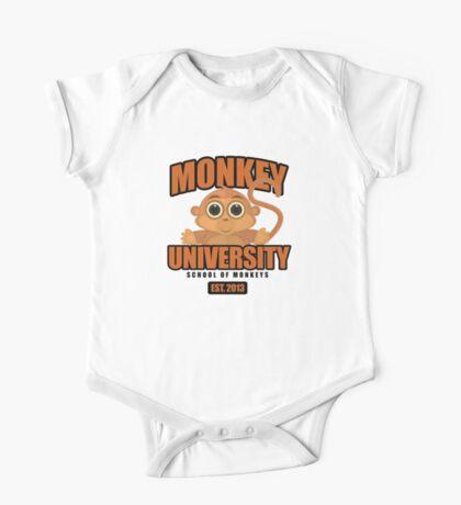 Monkey University Kids Clothes