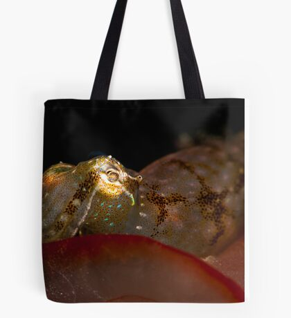 Peeping Pygmy Tote Bag