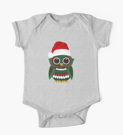 Christmas Owl Kids Clothes