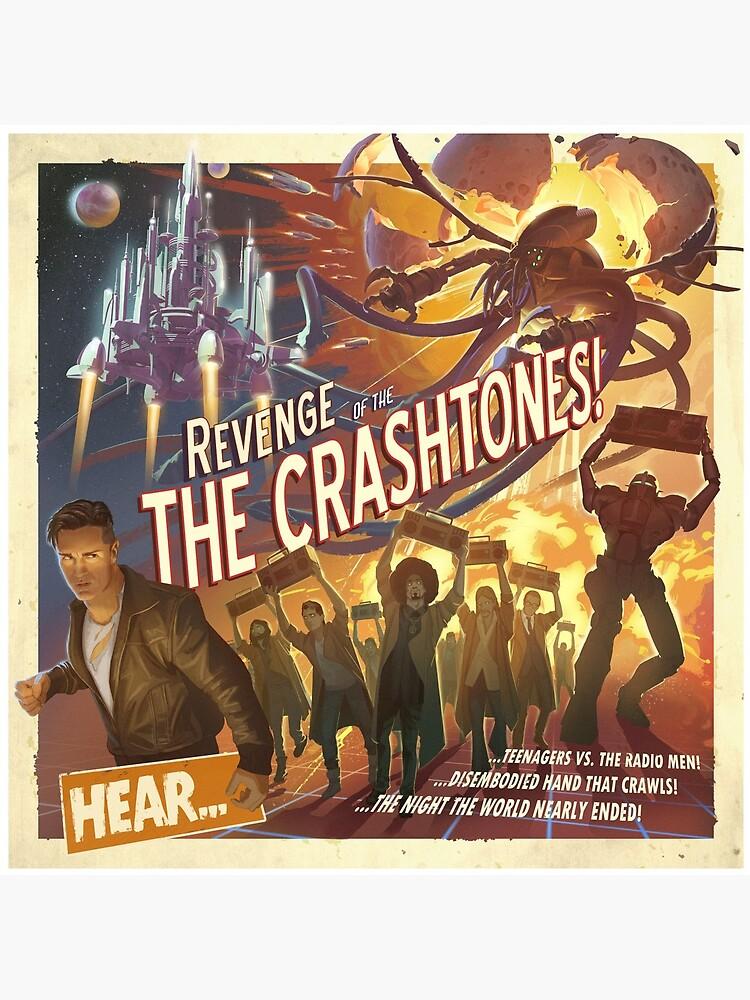 REVENGE of the CRASHTONES by SWitwer