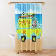 Turnercreations Art Shower Curtain