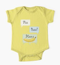 Cabin Pressure - have a banana One Piece - Short Sleeve