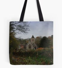 The Church of St Mary the Virgin - Speenhamland, Berkshire Tote Bag