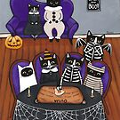 The Cats Halloween Party! by Ryan Conners