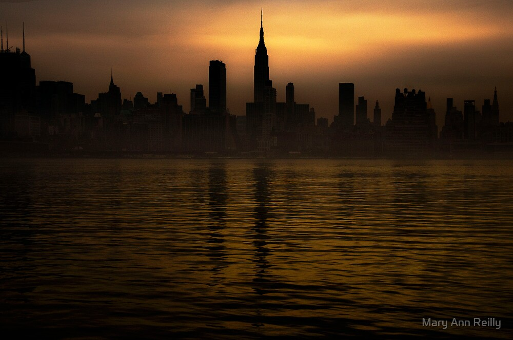 Empire Morning by Mary Ann Reilly