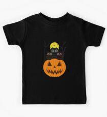 Jack O lantern & Owls Kids Tee