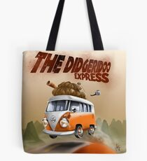 The Didgeridoo Express Tote Bag