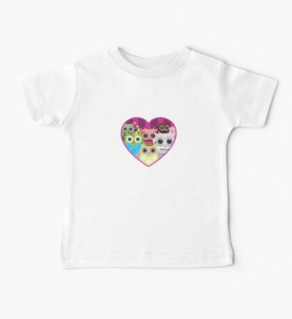 Love Owls 1 (white) Kids Clothes