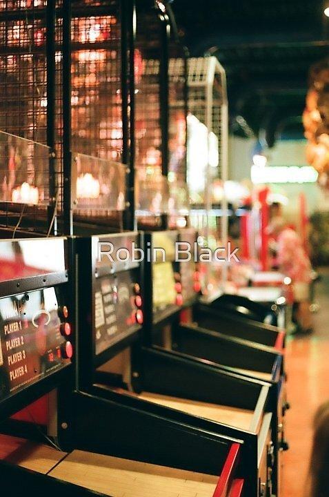 Arcade by Robin Black