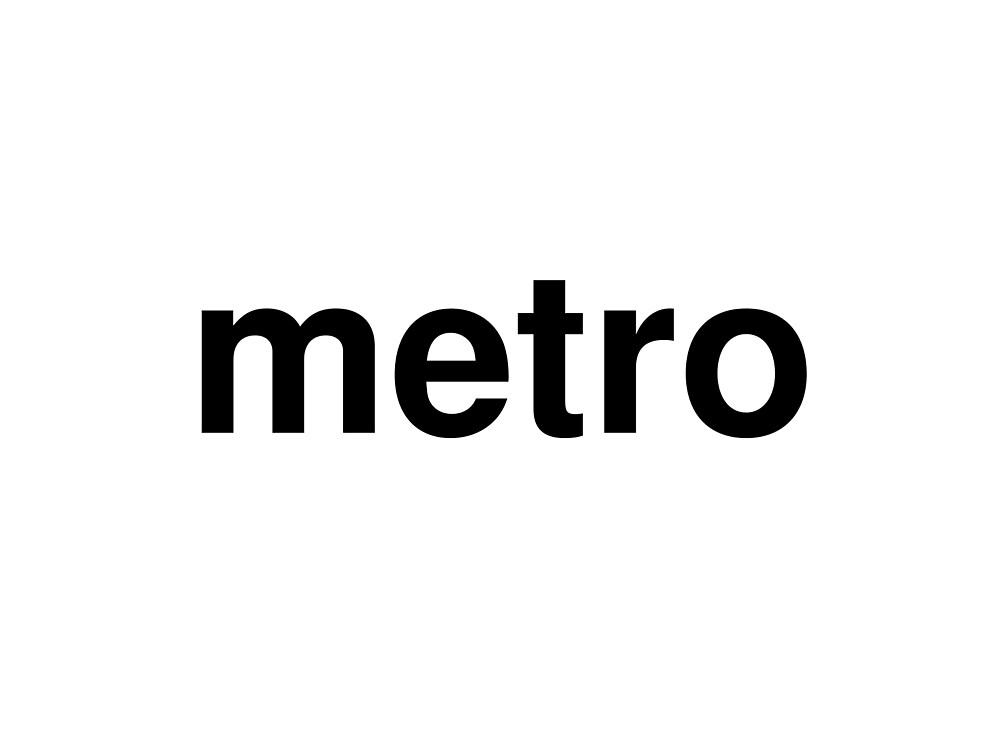 metro by ninov94