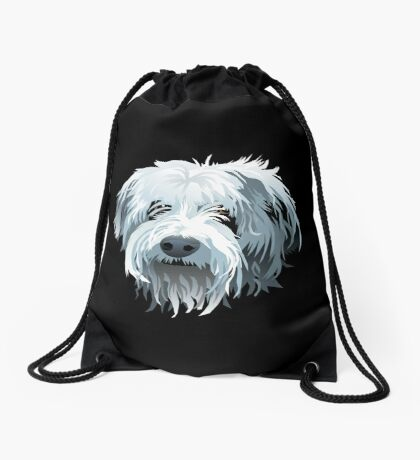 Beau Drawstring Bag