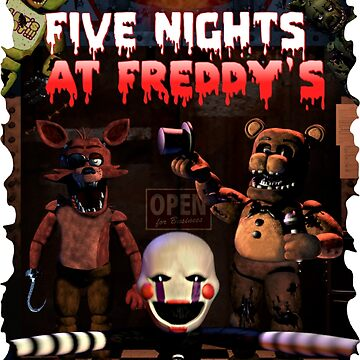 Five Nights at Freddy's by DylanSakiri