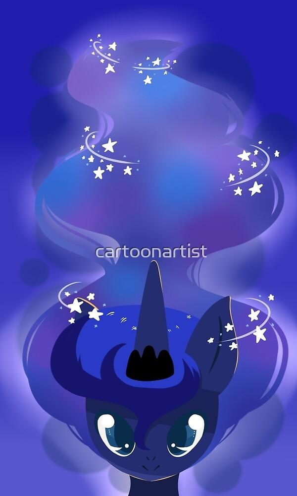Stars in the Sky by cartoonartist