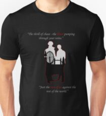 Sherlock S3 shirt - Just the two of us T-Shirt