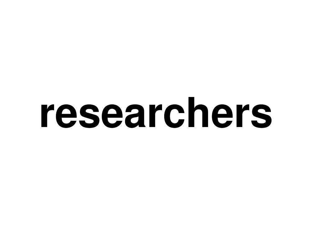 researchers by ninov94