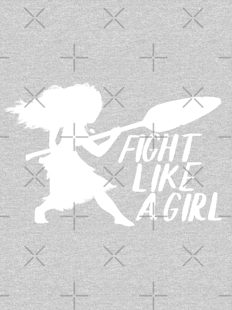 fight like a girl by myheadisaprison