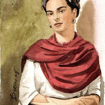 Frida by btsculptor