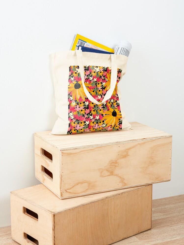 Alternate view of pattern 02.07.2019 Tote Bag