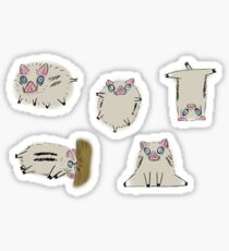 Oink Sticker