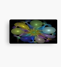 PARTY BALOONS Canvas Print