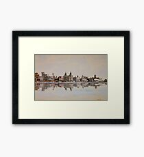Liverpool Waterfront Framed Print