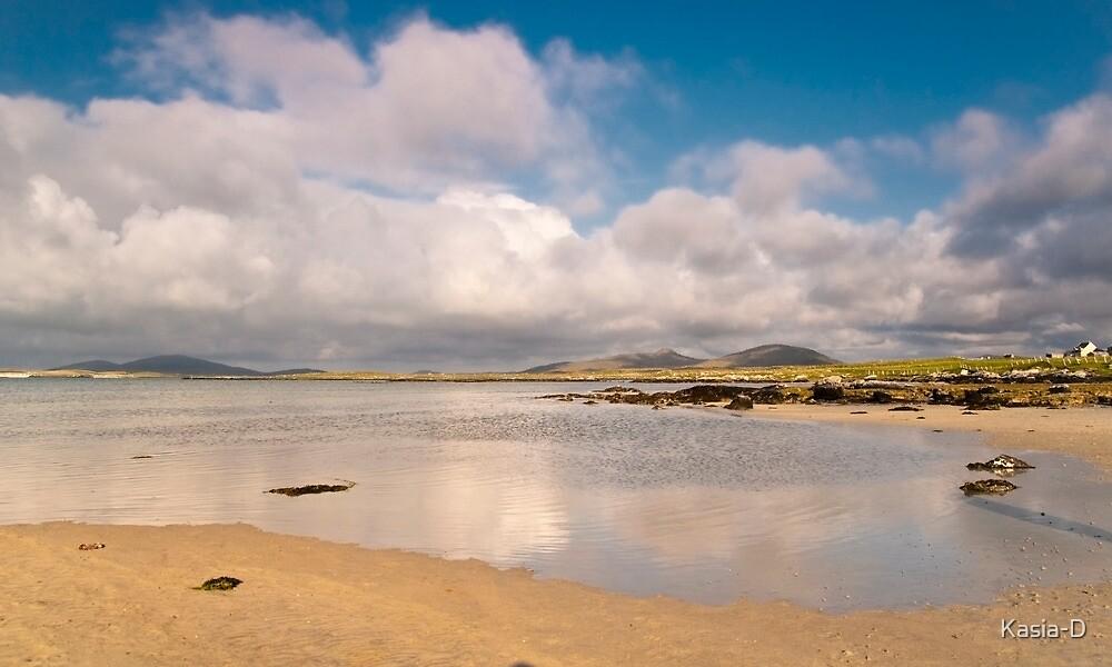 Isle of Uist, My Beloved - Eilean Uibhist Mo Ruin  by Kasia-D